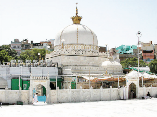 Ajmer Sharif in Rajasthan
