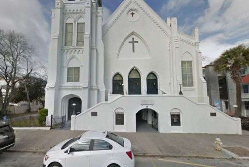 Charleston city's Emanuel African Methodist Episcopal Church
