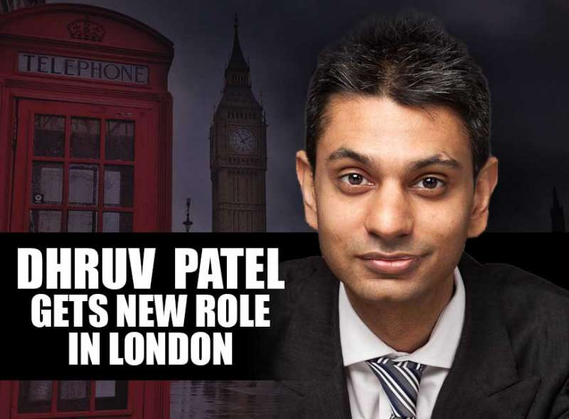 Dhruv Patel elects new chief of Community & Children's Services