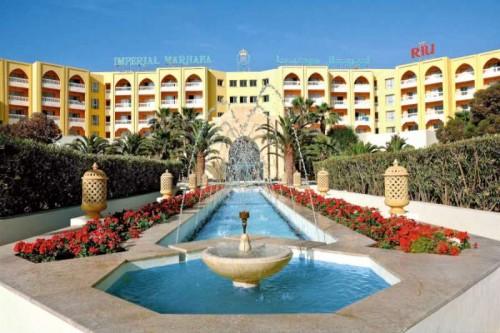 Imperial Marhaba hotel
