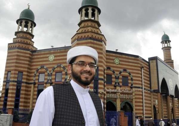 Janab Qari Asim, Senior Imam, Makkah Mosque, Leeds