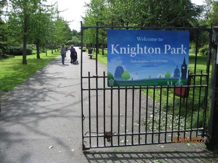 KNIGHTON PARK