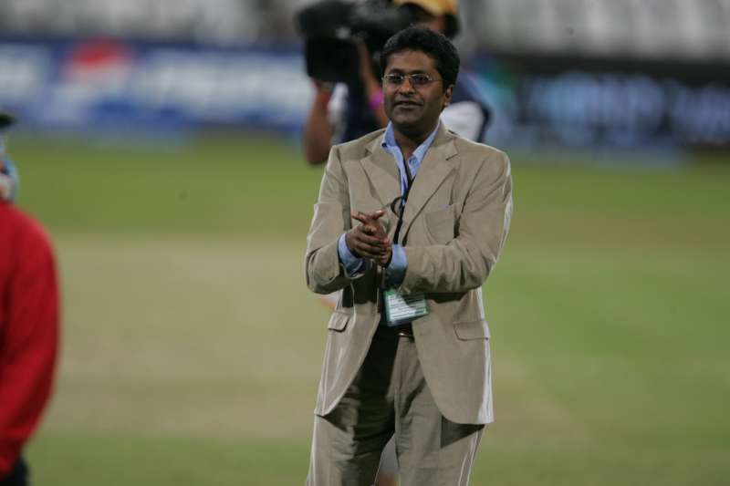 Lalit Modi gained preferential treatment in India
