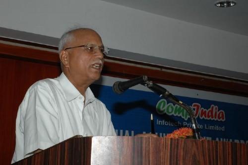 Mr. Galla Ramachandra Naidu, Executive Chairman, Amara Raja Batteries Ltd