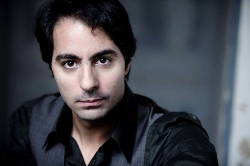 Palestinian-Israeli pianist Saleem Ashkar is the 2015 Harrogate International Festival's Artist in Residence
