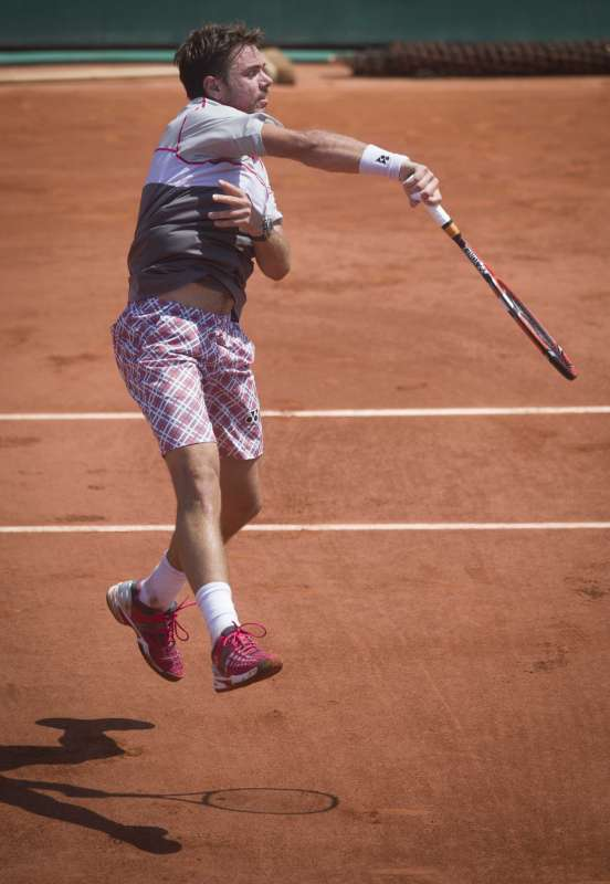 World No.9 Stanislas Wawrinka claimed his second Grand Slam title and maiden French Open crown after beating world No.1 Novak Djokovic