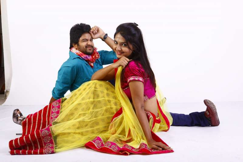 A still from the forthcoming Telugu film The Bells