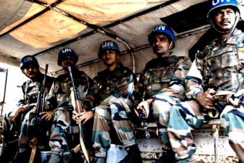 indian UN peackeepers in south sudan