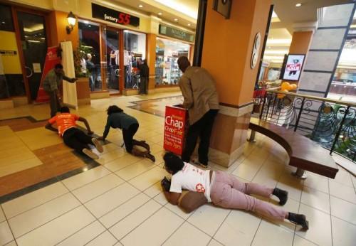 Kenya Mall attack File Photo