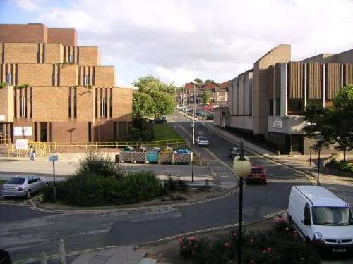 rotherham council building