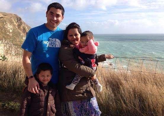 shreenik family