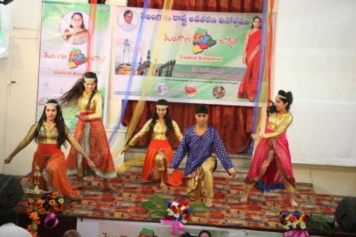 youth performing