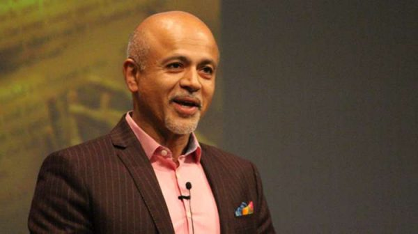 Abraham Verghese, Physician, Professor, Author