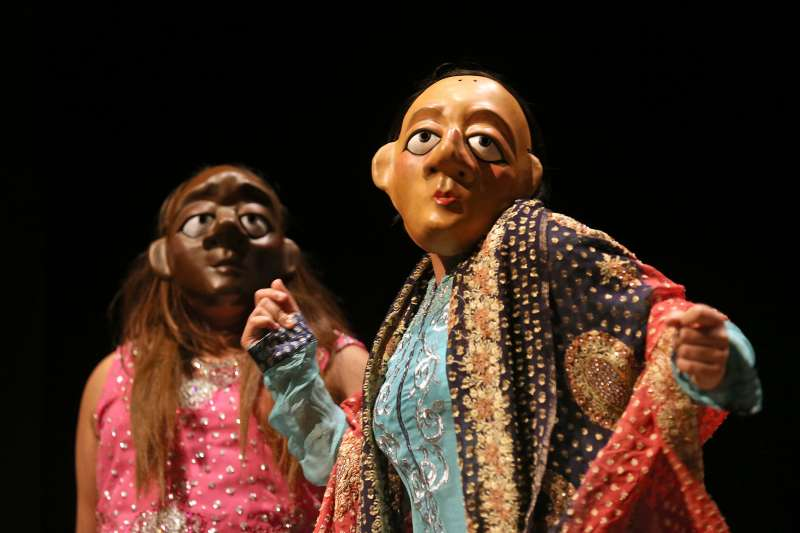 Asian Youth Theatre - Photo Credit Jonathan Hipkiss