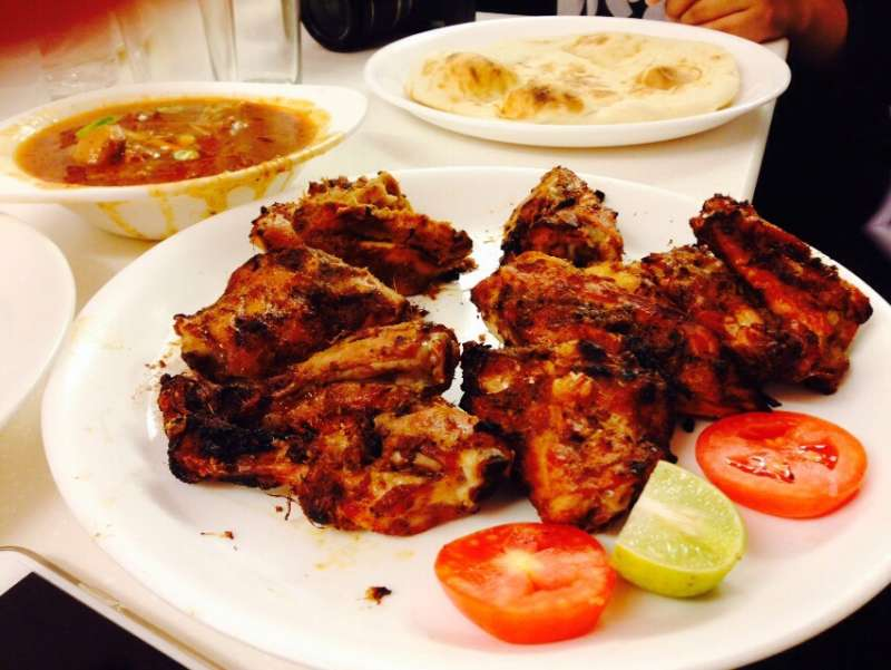 Chicken Burrah