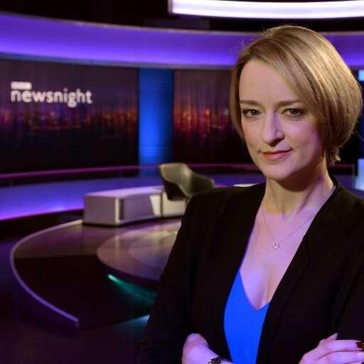 Laura Kuenssberg, political editor, BBC