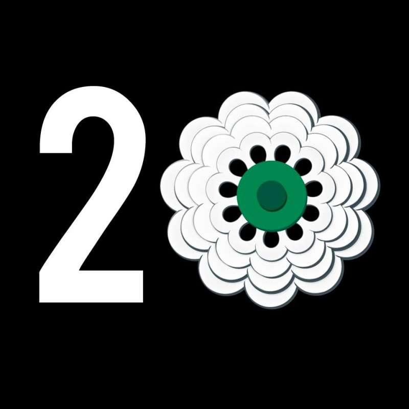 Srebrenica @ 20 Logo