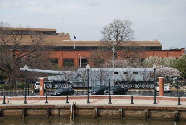 Washington DC's Navy Yard