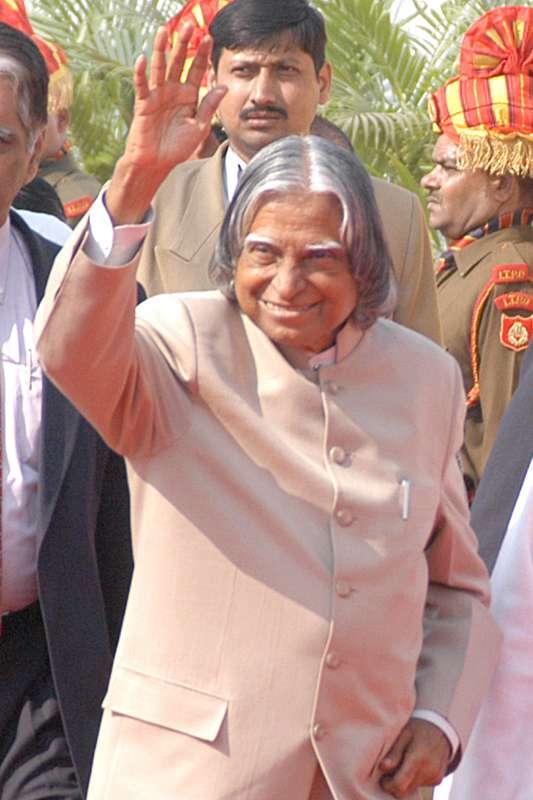 Dr APJ Abdul Kalam, former President of India