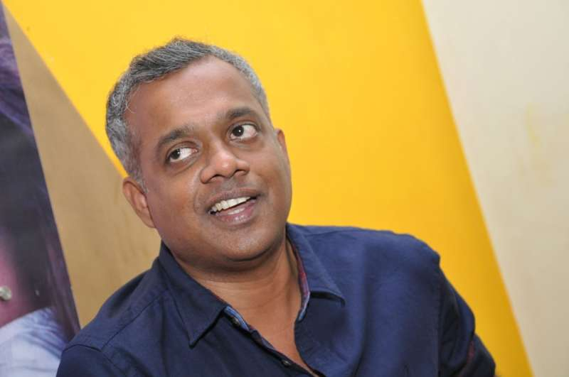 Ace South Indian director Gautham Menon