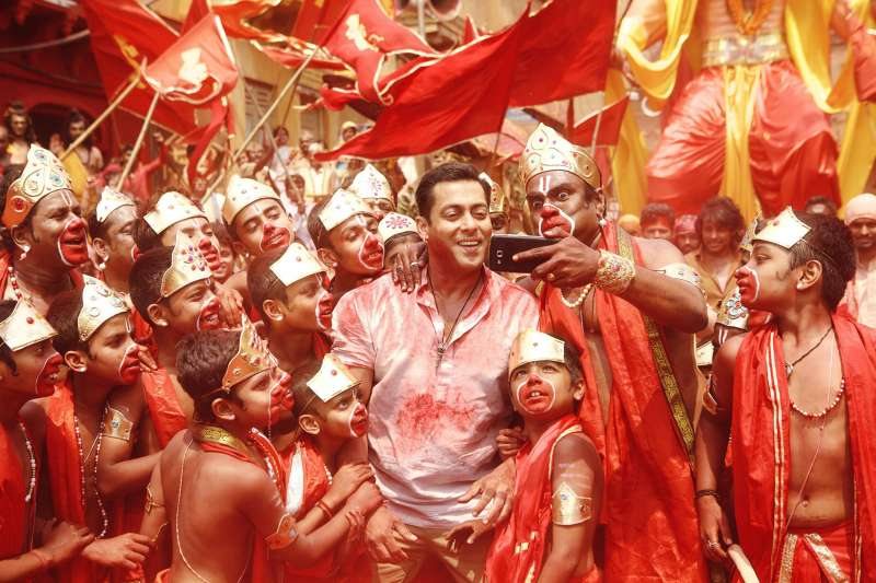 Salman Khan in hit film Bajrangi Bhaijaan