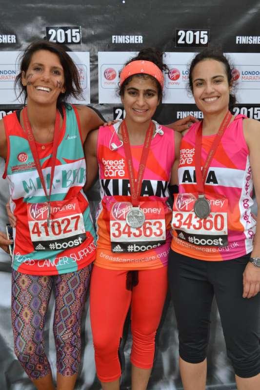 Kiran Gandhi, a Harvard Graduate and a professional - now a campaigner!
