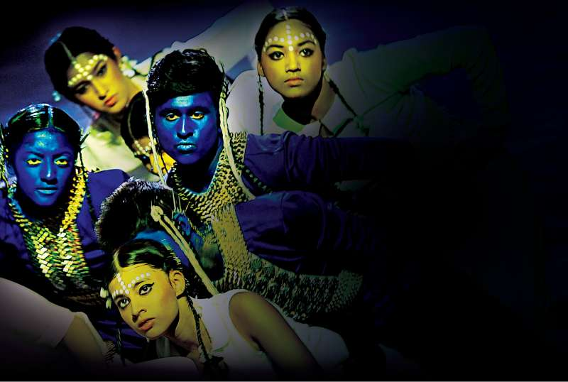 Kalidasa's famous Shakuntala will be performed at the Edinburgh Fringe Festival from August 16th-21st by GEMS Modern Academy School from Dubai