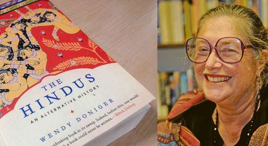 Wendy Doniger andthe over of The Hindus