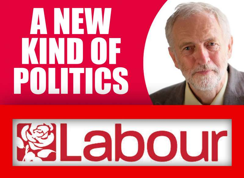Corbyn Image Labour