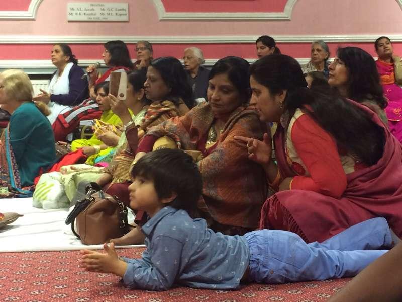 Gita Bhavan Temple Event