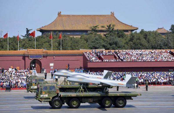 China marks 70th V-Day with extravagant parade