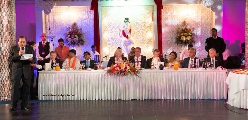 The Diwali Dinner at Premier Banqueting at Harrow.