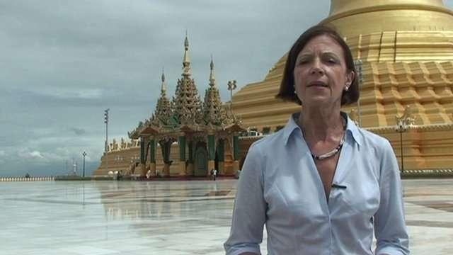 Investigative journalist Sue Lloyd-Roberts