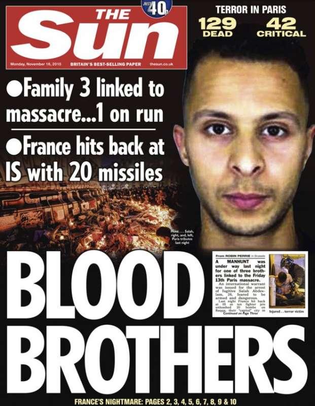 Paris attack FP