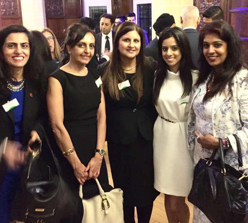 Judge Sharma, Shruti, Sushma, Shefali and Ritu
