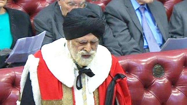 Lord Indarjit Singh