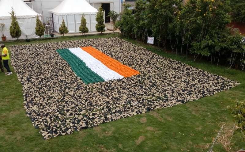 India Flag General Bharat