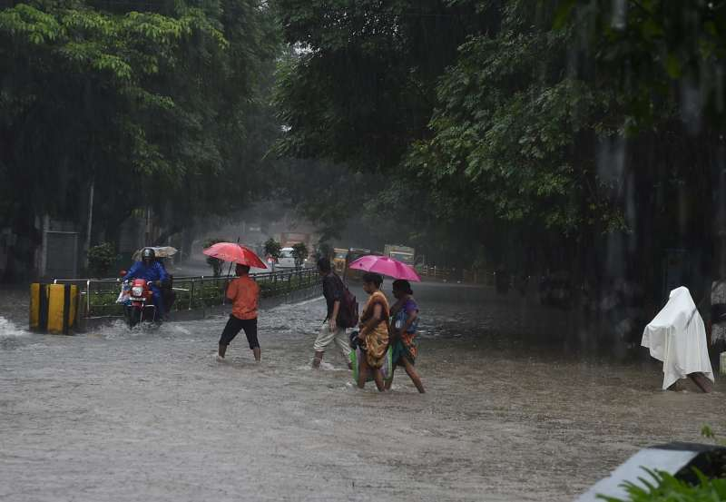 Chennai remains flooded