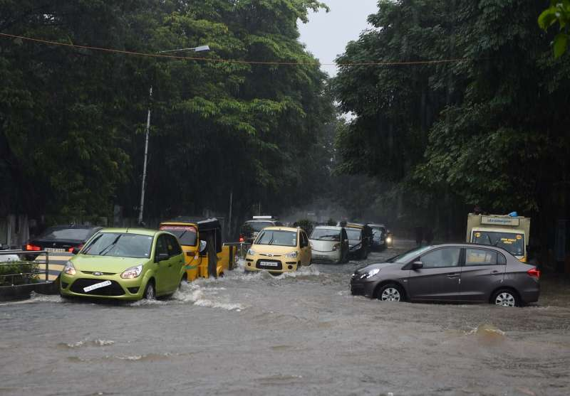 Chennai remains flooded