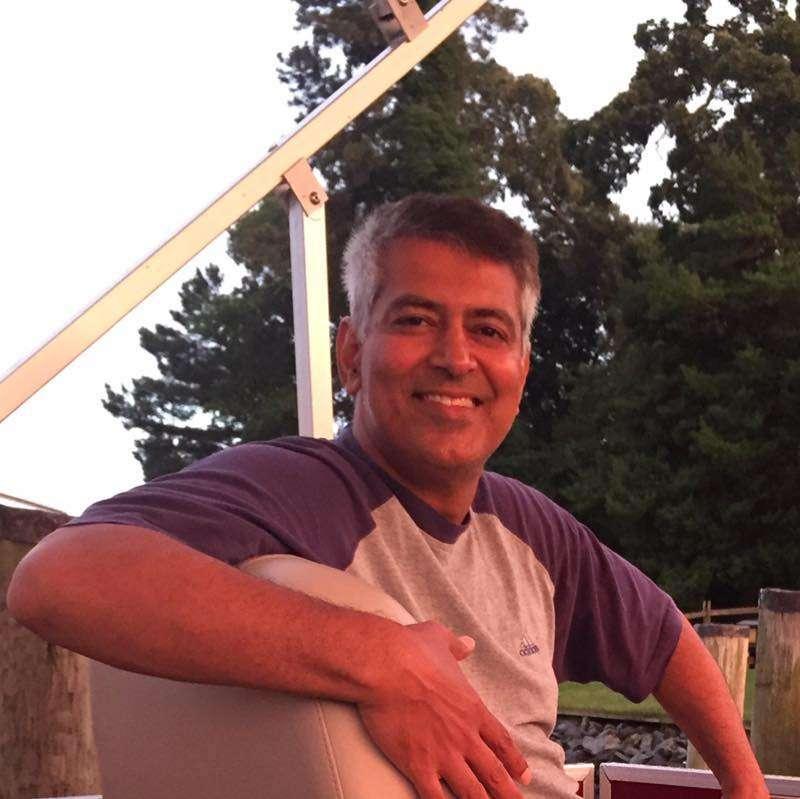 Amrik Randhawa – Son of veteran actor Dara Singh, Entrepreneur