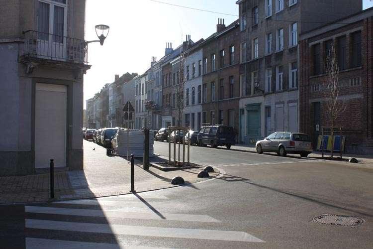 Molenbeek Area