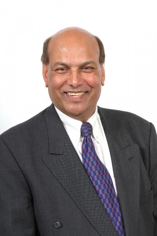 Raj K Aggarwal, Chairman of Kidney Wales