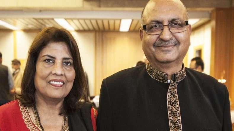 Ajay and Mira Shingal