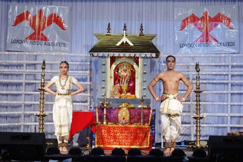 Vinod Nair & Nikitha Krishna Iyer