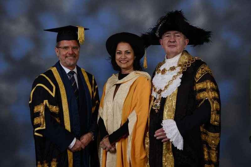 Dr Anita Bhalla MBE