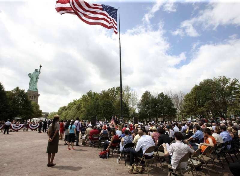 US Flag New York