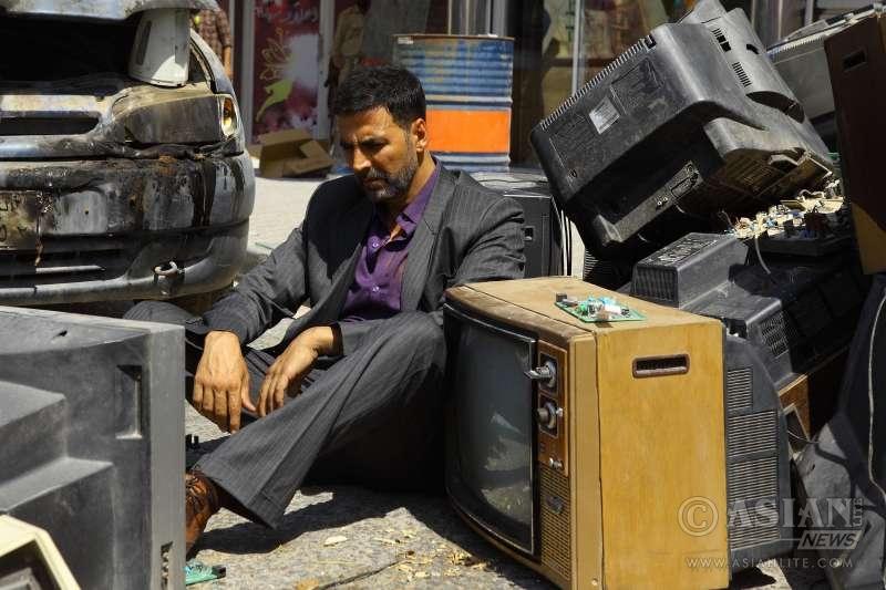 Akshay Kumar in Airlift