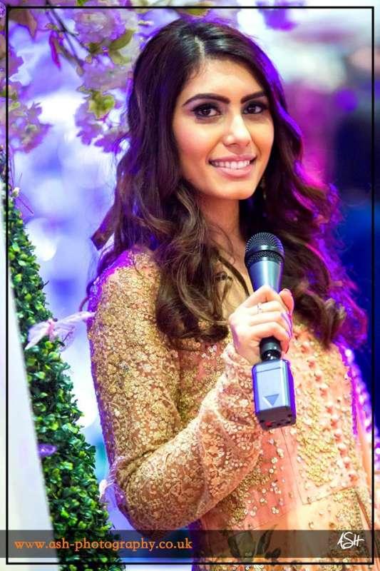 Anila Dhami – TV Hostess