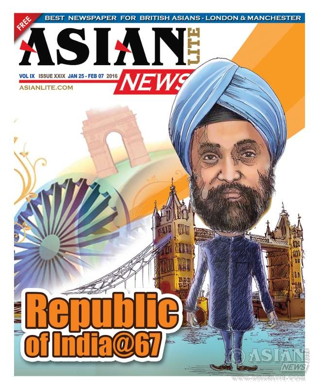 Asian Lite publishes a special edition to mark 67th Republic Day tomorrow