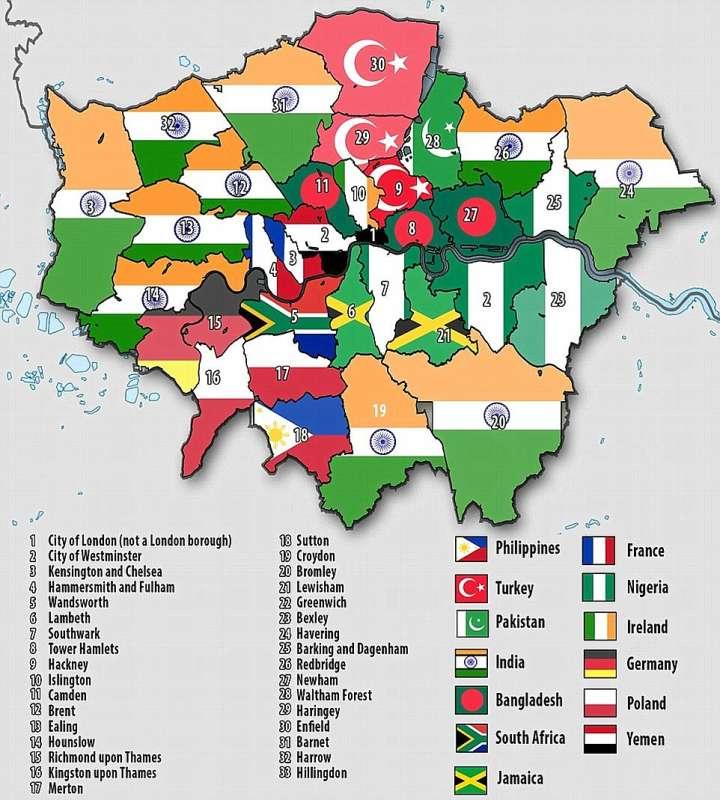London Mayor graph